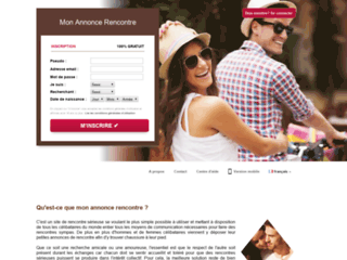 Détails : Un site de rencontres amoureuses