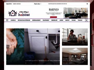 Mon Blog Habitat