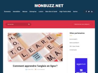 Monbuzz, le blog généraliste