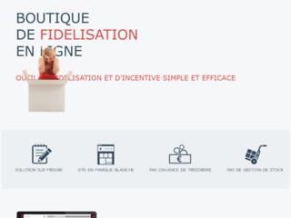 Détails : Moncadeauonline.com nouvel outil de fidélisation B to C & B to B on line !