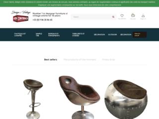 Détails : Mobilier design à prix sacrifié