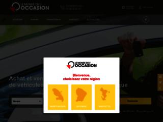 Détails : Voiture d'occasion en Martinique