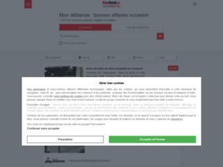 Détails : Site de petites annonces en ligne pour vendre ou acheter