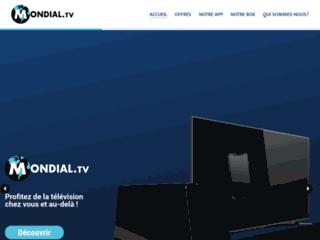 L'application pour avoir son abonnement télé partout