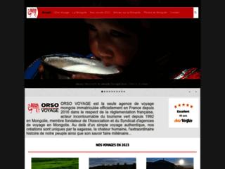 Détails : Mongolie voyage