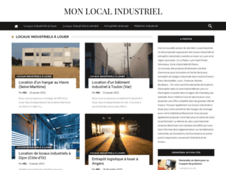 Détails : Monlocalindustriel