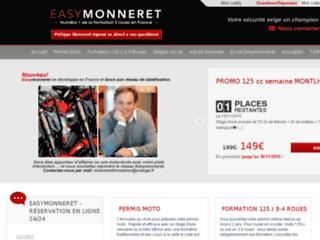 Détails : Moto Ecole Monneret