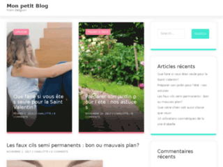 Mon Petit Blog
