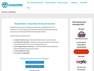 Monpetitdate : comparateur de sites de rencontre