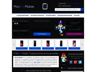 Détails : MonPetitMobile - Comparateur de téléphones mobiles