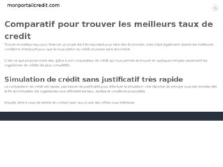 Détails : Simulateur credit consommation