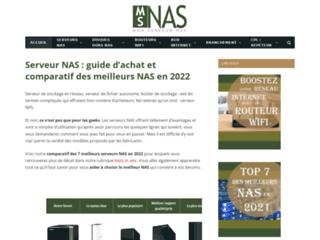 Mon serveur nas le site dédié à l'univers des Nas