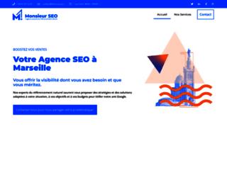 Agence SEO à Marseille - Monsieur SEO