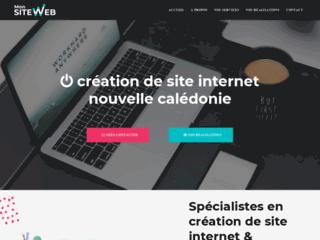 La création de sites internet