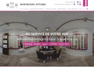 Montberon Optique : Magasin de Lunettes et Opticien Certifié à Montberon