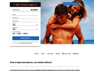 Détails : montchatenligne.com