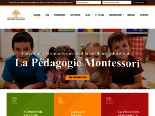 Détails : Montessori-Education : La formation à la pédagogie Montessori