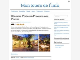 Détails : http://www.montotem.com/
