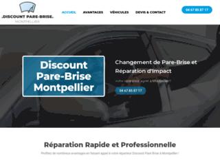 Spécialiste du changement et de réparation de pare-brise à Montpellier