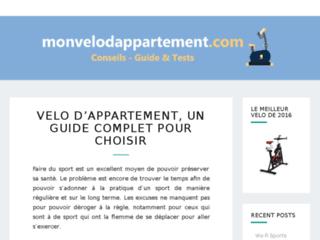 Détails : Guide d'achat du vélo d'appartement