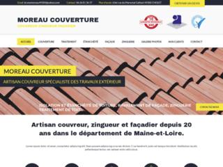 Couverture : MOREAU COUVERTURE à Angers (49)