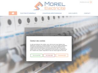 Morel Electricité à Etalans