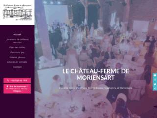 Détails : Château-Ferme de Moriensart - location de salles de réception