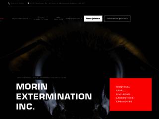Exterminateur à Montréal et les environs