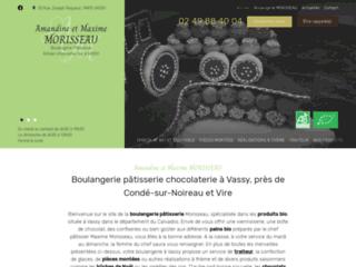 Boulangerie pâtisserie chocolaterie bio Flers