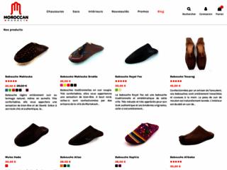Détails : La boutique marocaine