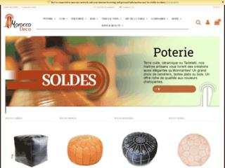 Détails : Décoration artisanat au Maroc