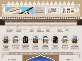 Détails : Site du tourisme marocain hôtel, location voitures, villa Maroc voyage