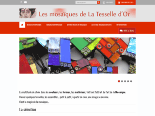 Détails : Boutique Mosaique