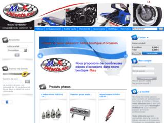 Pièces pour moto de collection
