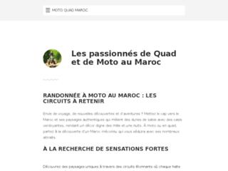 Moto-quad-maroc.com