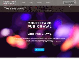 Le Paris pub crawl, le meilleur événement festif