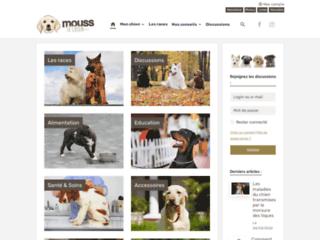 Détails : Mouss le chien
