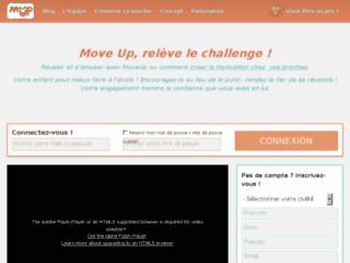 Détails : Avec Moveup relève le défit