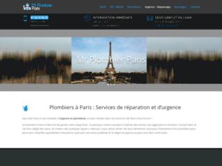 Mr Plombier Paris
