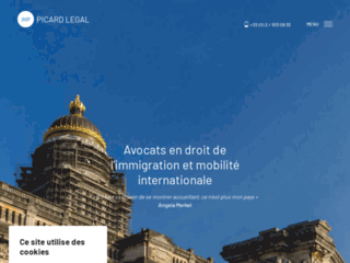 Avocats spécialisés en immigration et mobilité internationale