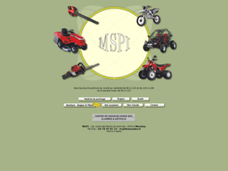 Mspi-motoculture.com