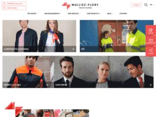 Mulliez Flory - Spécialiste du vêtement professionnel et de la tenue de travail