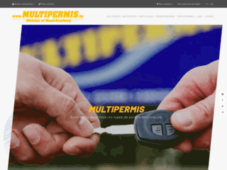 Multi-Permis : centre polyvalent moto, auto, camion