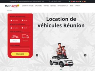 Détails : Multi auto, votre location de voitures à la Réunion