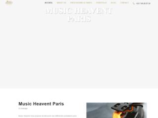 Détails : Music Heavent
