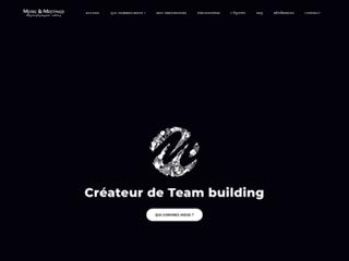 Détails : Le Team Building musical au service de vos événements professionnels