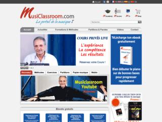 Détails : Musiclassroom