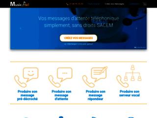 Détails : Fichiers sonores gratuits pour l'accueil par téléphone
