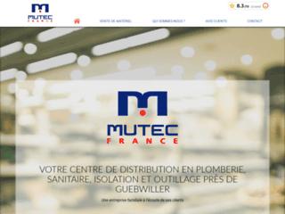 Mutec France - magasin de matériel haut de gamme près de Guebwiller