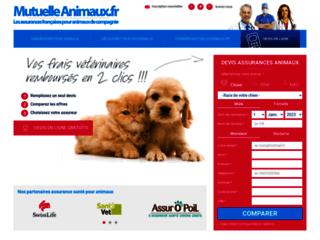 Détails : Assurance animale par mutuelleanimaux.fr